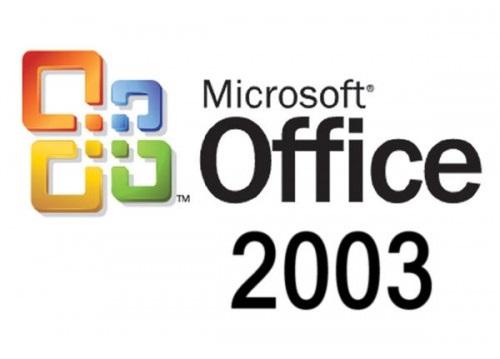 Microsoft Office 2003 Win32 Russian Disk Kit MVL CD (021-06758)