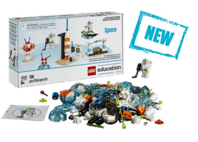 Дополнительный набор Lego StoryStarter Построй свою историю. Космос базовый набор lego education построй свою историю 45100 6