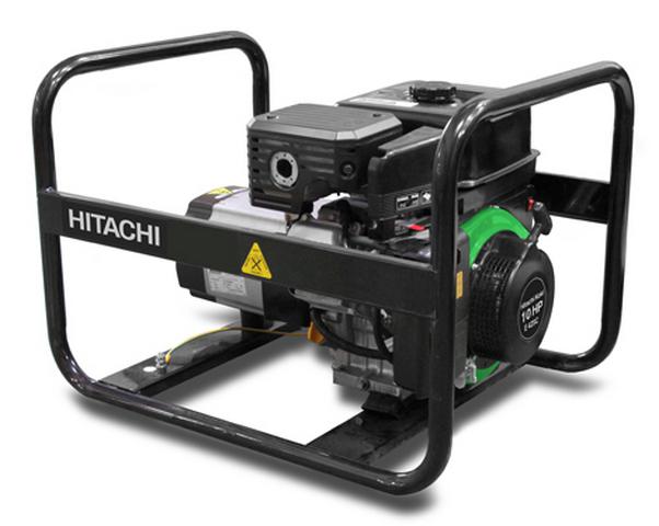 Бензиновый генератор_Hitachi E42SC
