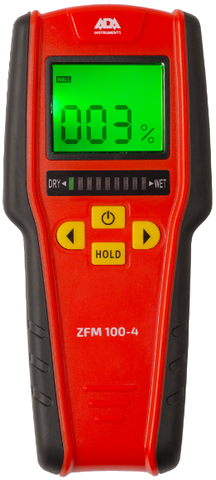 Измеритель влажности ZFM 100-4 измеритель прочности бетона ada schmidt hammer 225