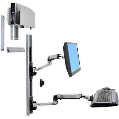 Крепление_Ergotron LX настенное рабочее место (45-247-026) Компания ForOffice 49900.000