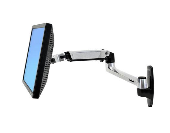 Ergotron LX Wall Mount LCD Arm (45-243-026)