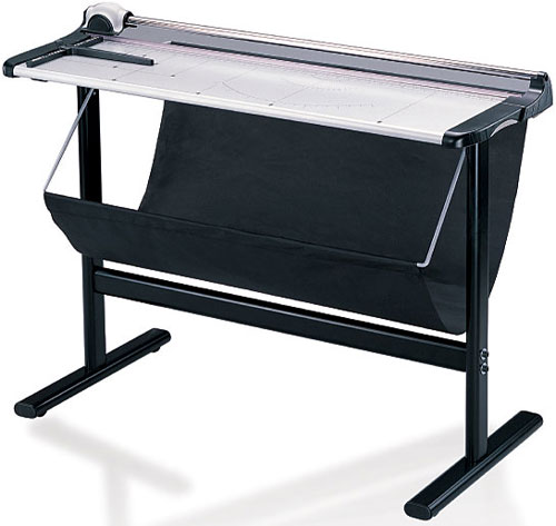Резак для бумаги Steiger R-200 (со столом)