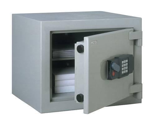 Взломостойкий сейф Контур ПКО-10ТК (код+ключ)