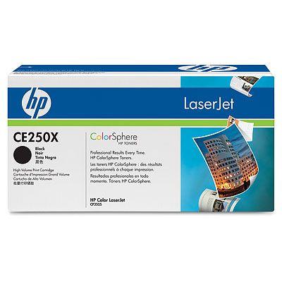 Тонер-картридж HP CE250X картридж sakura ce250x