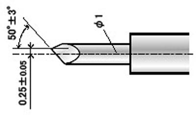 Нож для плоттеров Roland ZEC-U1005