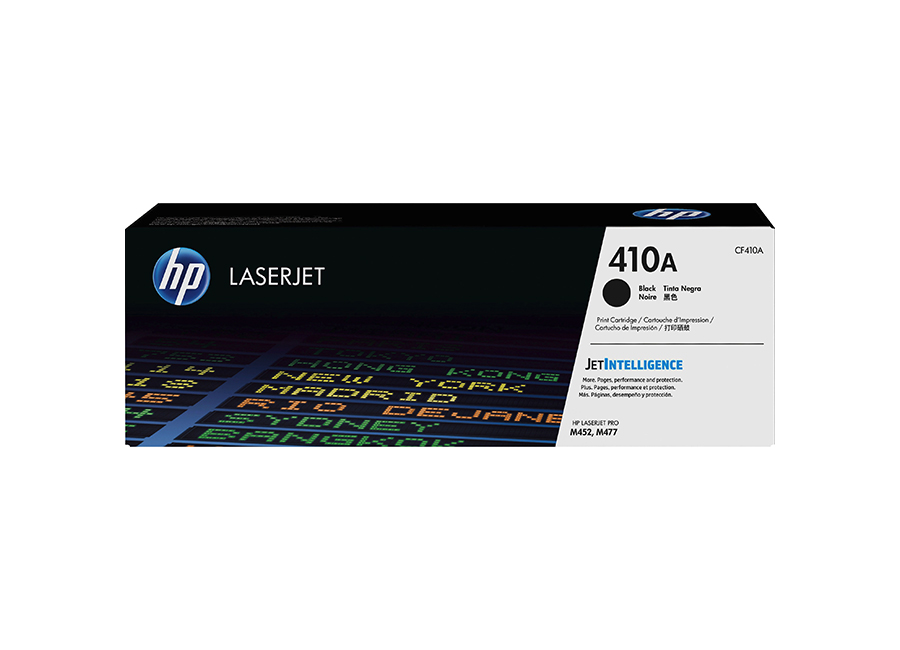 Тонер-картридж HP 410A черный (CF410A) replacement laser lens kes 410a kem 410a kes 410a for playstation 3 ps3
