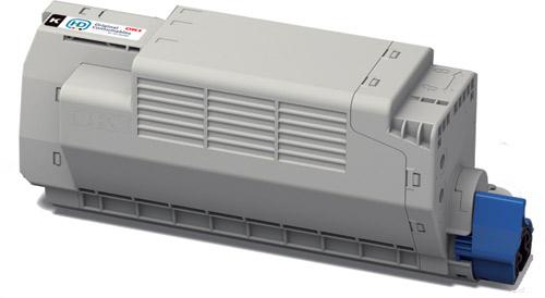 TONER-Y-MC760/770/780-6K (45396301) toner reset chip for oki mc760 mfp mc770 780 eu multi functional printer cartridge chip