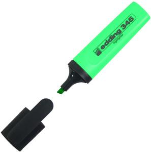 Маркер-выделитель текста EDDING E-345/11 зеленый 1-5мм Компания ForOffice 23.000