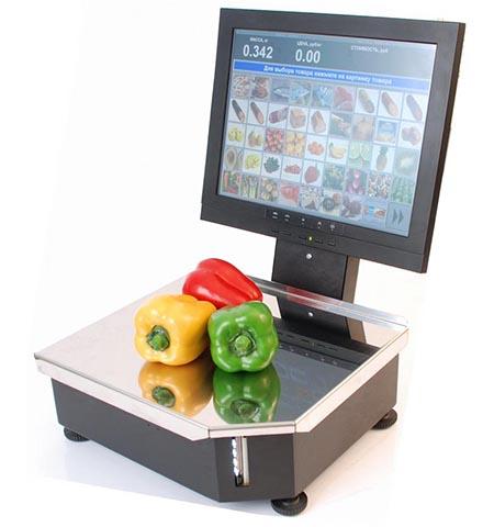 Весы с печатью этикеток_Штрих-PC200 С2 15-2.5 Компания ForOffice 116100.000
