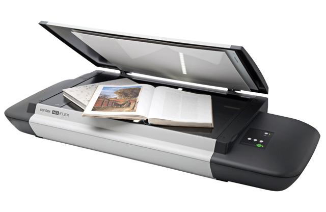 HD iFLEX программное обеспечение contex nextimage scan archive для полнофункционального сканирования