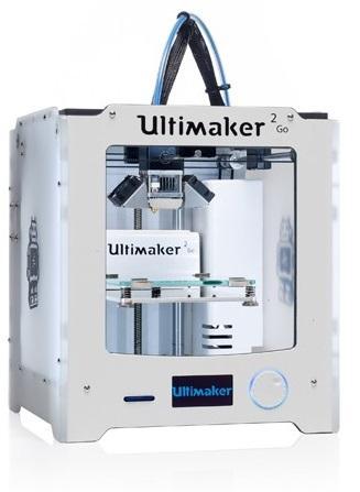 3D принтер_Ultimaker 2 GO