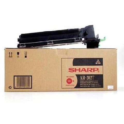 Тонер-картридж Sharp AR-202T тонер sharp ar016rt ar016t для ar5015 ar5120 ar5316 ar5320 черный ar016lt 16000стр