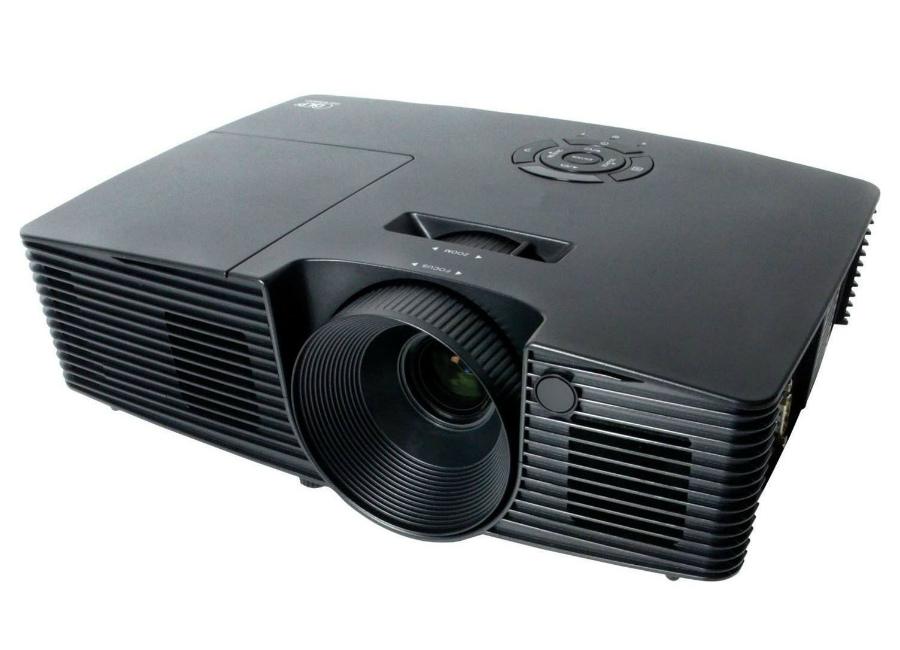 IN114xa ricoh ricoh pj k360 офис короткофокусный проектор dlp чип 3500 лм разрешение xga большой экран короткий hdmi