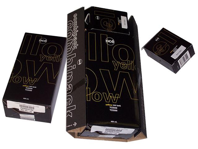 Печатающая головка и картридж для Oce TCS500, Yellow (29953722)