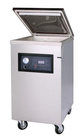 Напольная вакуум-упаковочная машина HL DZ-400/DC (нерж.)