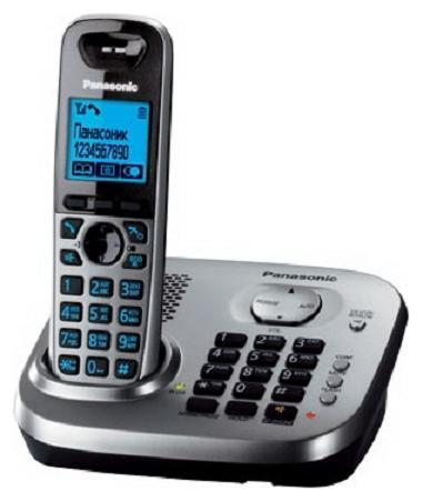 Радиотелефон_Panasonic KX-TG 6551RUM