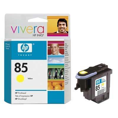 Печатающая головка HP Printhead №85 Yellow (C9422A) картридж для принтера hp 85 c9422a yellow