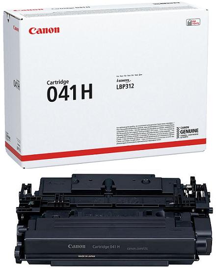 Тонер-картридж   041H (0453C002) тонер картридж для лазерных аппаратов canon 041h для i sensys lbp312x чёрный 0453c002