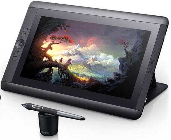 Монитор-планшет   cintiq 13HD (DTK-1300-4) от FOROFFICE