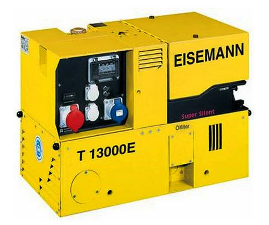 Бензиновый генератор_Eisemann T 13000 E BLC