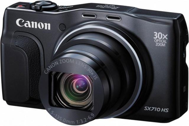Купить Компактный фотоаппарат Canon PowerShot SX710 HS (черный) в официальном интернет-магазине оргтехники, банковского и полиграфического оборудования. Выгодные цены на широкий ассортимент оргтехники, банковского оборудования и полиграфического оборудования. Быстрая доставка по всей стране