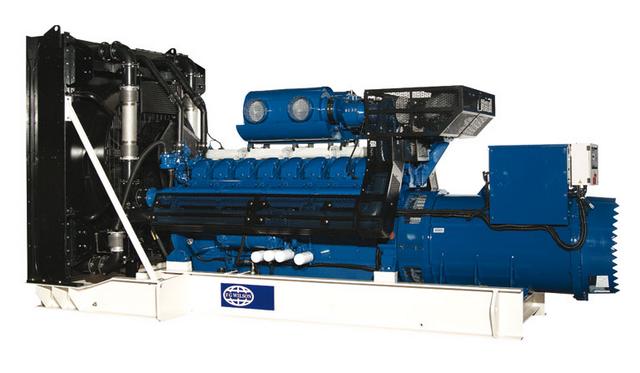 Дизельный генератор FG WILSON P1825 / P2000E откр.