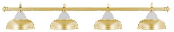 Светильник Crown D38 (золотистый)