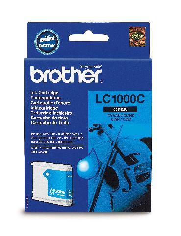 Картридж Brother LC1000C