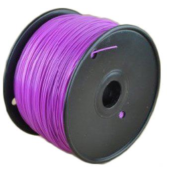 Пластик ABS фиолетовый (пурпурный) 250гр abs 1 75 3d 395m