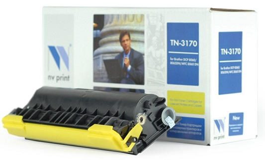 Тонер-картридж NV Print NV-TN3170