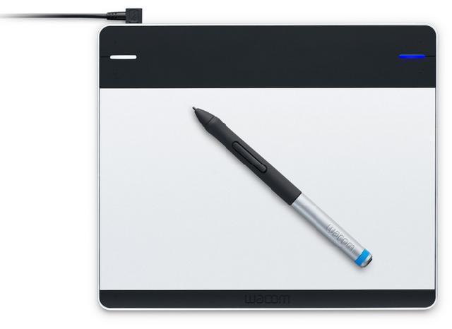 Графический планшет_Wacom Intuos Pen & Touch (CTH-480S-RUPL) Компания ForOffice 5842.000