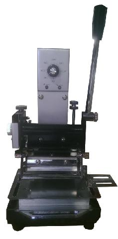 Пресс для тиснения_Vektor BW-900