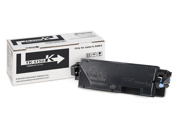 Тонер-картридж TK-5150K тонер картридж kyocera tk 5150k