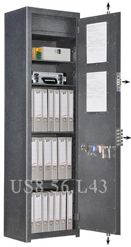 US8 56.L43 gunsafe bs924 l43