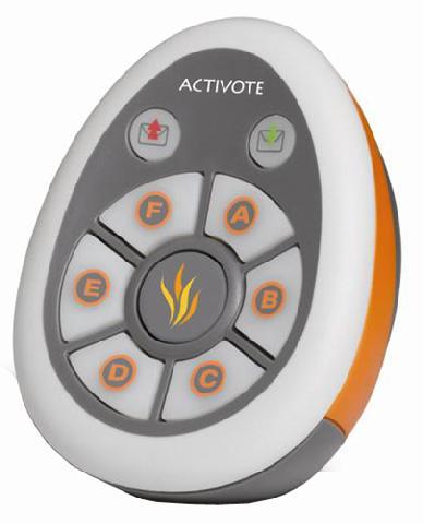 Интерактивная система голосования_ACTIVOTE комплект из 32 штук Компания ForOffice 79000.000