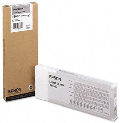 Картридж Epson C13T606700