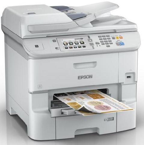 WorkForce Pro WF-6590DWF (C11CD49301)
