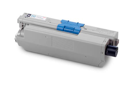 Тонер-картридж TONER-K-C332/MC363-3.5K-NEU (46508736) картридж oki 44059171