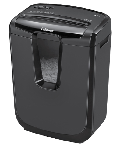 Fellowes PowerShred M-7C (4x46 мм) fellowes powershred m 7c black шредер
