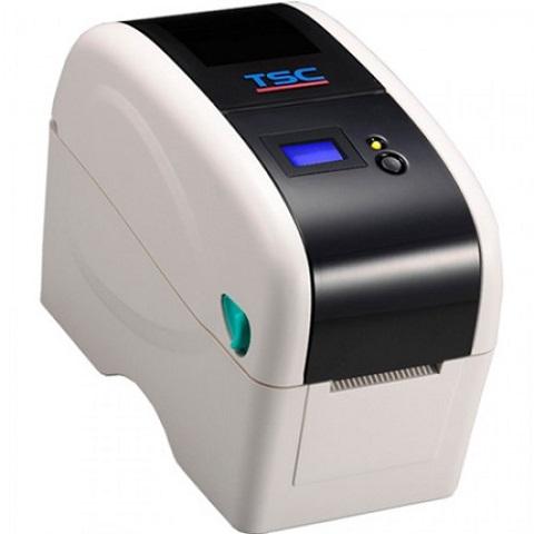 Принтер этикеток TSC TTP-323 (светлый) SUC (с отрезчиком)