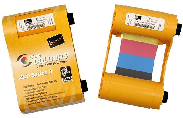 Полноцветный картридж Zebra YMCKO 800033-840