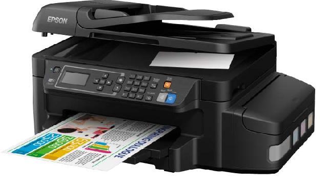 Epson L655 (C11CE71403) принтер струйный epson l312
