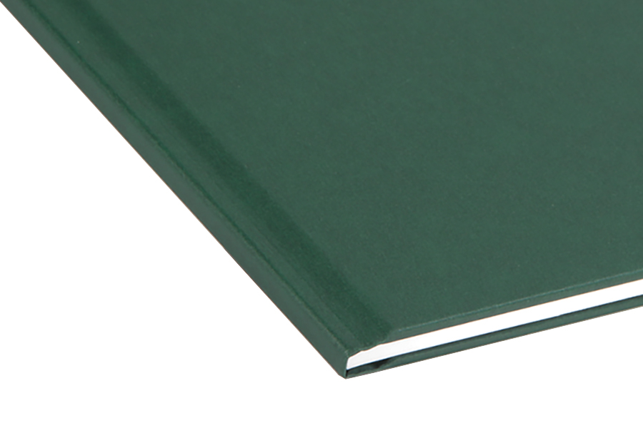 Папка для термопереплета , твердая, 470, темно-зеленая zafferano лонгдринк перле 470 мл светло зеленый