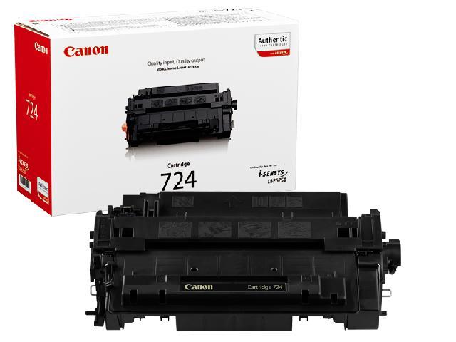 Картридж 724 (3481B002) картридж canon 724 3481b002