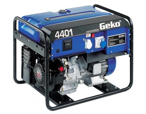Бензиновый генератор_Geko 4401 E-AA/HHBA