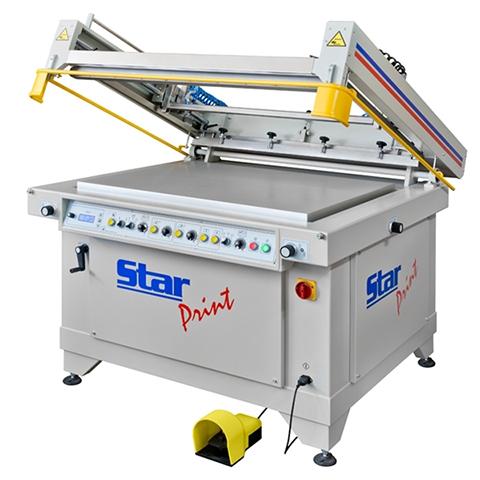 Купить Трафаретный станок Acosgraf Starprint SP 0710 в официальном интернет-магазине оргтехники, банковского и полиграфического оборудования. Выгодные цены на широкий ассортимент оргтехники, банковского оборудования и полиграфического оборудования. Быстрая доставка по всей стране