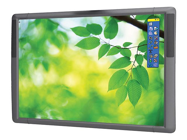 Интерактивная доска ActivBoard 378E100 (ActivBoard 178) в комплекте с проектором BenQ MS504 и потолочным кронштейном Digis DSM-2 Компания ForOffice 58390.000