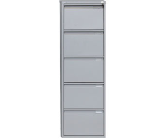 Шкаф картотечный_Bisley BS5E Компания ForOffice 34220.000