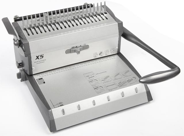 Купить Комбинированный переплетчик Bulros X5 в официальном интернет-магазине оргтехники, банковского и полиграфического оборудования. Выгодные цены на широкий ассортимент оргтехники, банковского оборудования и полиграфического оборудования. Быстрая доставка по всей стране